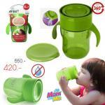 Avent Natural Drinking Cup ถ้วยหัดดื่ม แบบยกดื่ม สำหรับเด็ก 12 เดือนขึ้นไป