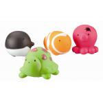 KidsMe ชุดของเล่นสัตว์น้ำน่ารัก Bath Ocean