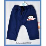 เสื้อผ้าเด็ก กางเกงเด็ก หน้าลิง สีน้ำเงินเข้ม M
