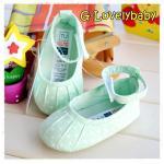 TU baby Pre-walker Baby Shoes รองเท้าเด็ก รองเท้าเด็กแบรนด์เนม รองเท้าเด็กผู้หญิงน่ารัก รองเท้าเด็กหญิงวัยหัดเดิน ยี่ห้อ TU baby Size1-1.5yrs (80-86cm)