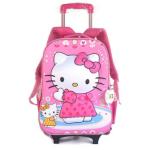กระเป๋านักเรียน / เดินทาง ล้อลาก Kitty
