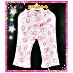 เสื้อผ้าเด็ก กางเกงเด็ก กางเกงขายาวเด็ก กางเกงขายาวเด็กหญิงผ้าคอตตอน ขนาด18-24 เดือน