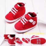Pre-walker Baby Shoes รองเท้าเด็ก รองเท้าเด็กแบรนด์เนม รองเท้าเด็กน่ารัก รองเท้าเด็กวัยหัดเดิน Little Rebel พร้อมส่ง