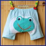 เสื้อผ้าเด็ก กางเกงเด็ก กางเกงก้นบาน เหมาะกับเด็กอายุ 2-3 ขวบ