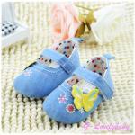 Disney Pre-walker Baby Shoes รองเท้าเด็ก รองเท้าเด็กแบรนด์เนม รองเท้าเด็กผู้หญิงน่ารัก รองเท้าเด็กหญิงวัยหัดเดิน ยี่ห้อ Disney