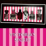 Victoria's Secret 6 in 1 EDP Gift Set ขนาด 7.5ml แบบสเปรย์
