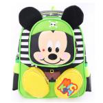กระเป๋าเป้ มิกกี้ มินนี่ เขียว
