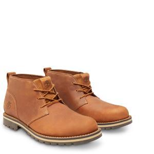 รองเท้า Timberland MEN'S GRANTLY CHUKKA BOOTS Brown size 44.5 พร้อมกล่อง
