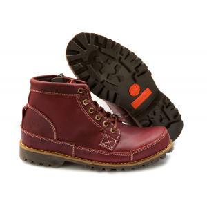 รองเท้าหนัง Men's Timberland 7728 Earthkeepers City Premium Side Zip Boots Dark Brown Size 39-45 พร้อมกล่อง