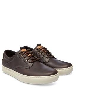 รองเท้า Men's Earthkeepers® Adventure 2.0 Cupsole Oxford Grey Leather Shoe A15EO พร้อมกล่อง