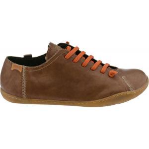 รองเท้า Camper Peu Cami Brown 18275 Leather and synthetic ของแท้ ผู้หญิง ผู้ชาย Size 44-45