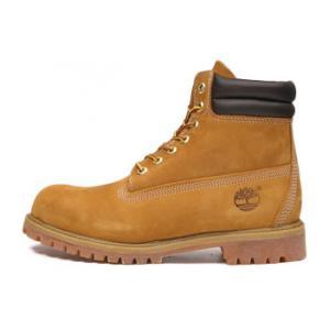 รองเท้าหนัง Men's Timberland 6-Inch Waterproof Double Collar Boots Wheat size 36- 45 พร้อมกล่อง