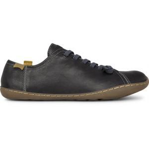 รองเท้า Camper Peu Cami Black 20848 Leather and fabric Size 40-41 ของแท้ พร้อมกล่อง