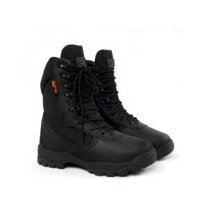 รองเท้าหนัง Sepatu magnum military tactical boots black 8.1 Size 40-45