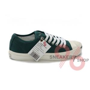 รองเท้า Converse Jack Purcell สีเขียวเข้ม ผู้ชาย ผู้หญิง Shoes Size 36-44 พร้อมกล่อง