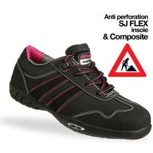 รองเท้าเซฟตี้ รองเท้าหัวเหล็ก Safety Jogger รุ่น Ceres Size 38 พร้อมกล่อง
