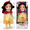 z Disney Animators' Collection Snow White Doll - 16'' รุ่นใหม่ (พร้อมส่ง) ตุ๊กตาดีสนีย์ แอนิเมเตอร์ เจ้าหญิงสโนไวท์ รุ่นใหม่ รุ่น2 (รุ่นสอง)