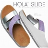 Fitflop Hola slid (สีเงินม่วง ราคา490)
