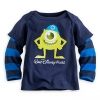 z Monsters University Long-Sleeve Tee for Boys - Walt Disney World (12-18month)