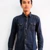 เสื้อเชิ้ตยีนต์ Shirtfolding 002