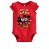 Mickey and Minnie Mouse Disney Cuddly Bodysuit for Baby (Size 18-24 month)