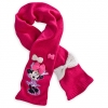 Z Minnie Mouse Knit Scarf for Girls