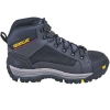 รองเท้า หัวเหล็ก Caterpillar Boots: Men's 90601 Black Steel Toe EH 6-Inch Convex Mid Boots Size 40 - 45