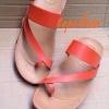รองเท้าfitflop New Sling Leather for Women สีส้ม 550 บาท