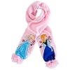 z Anna and Elsa Scarf for girl - Pink from Disney USA แท้100% นำเข้าจากอเมริกา