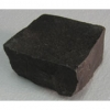 HHTM-008 size 10x10 cm. Black Basalt Natural all side
