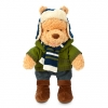 Z Winnie the Pooh Plush - Holiday Special Edition - Medium - 12''