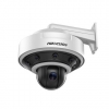 Hikvision DS-2DP1636Z-D PanoVu series 360°Panoramic+PTZ Camera รับประกัน 2ปี