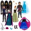 z Frozen Deluxe Doll Gift Set ของแท้ นำเข้าจากอเมริกา