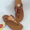 Fitfop Shoes new electra (รุ่นใหม่เกล็ดปลาสีทองแดง ราคา 490 ไซต์36-40)