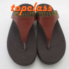 fitflop Shoes LuLuลูลู่ประดับเพชรสีน้ำตาลราคา550บาท