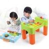 Huile Toys IQ 105 Intelligent Interactive GAME TABLE 6 in 1 โต๊ะกิจกรรม เสริมไอคิว สำหรับน้อง 6-36 เดือน