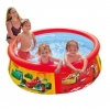 Disney Cars Easy Set Pool , Age3+ สระน้ำเป่าลม ลายคาร์ 28103 ดีสนีย์แท้ ลิขสิทธิ์แท้
