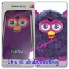 ZFB024 Furby Case iPhone5 Voodoo Purple ม่วงวูดู