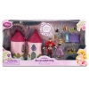 Z Sleeping Beauty Mini Castle Play Set