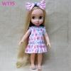 ฮ W115 เสื้อผ้าตุ๊กตา- Disney Animators' Collection Doll - 16'' (พร้อมส่ง)