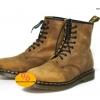 รองเท้าหนัง Dr.Martens 1460 ฺBoots Men Women Size สีสนิม 38 - 44 พร้อมกล่อง