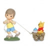 Z Christopher Robin and Winnie the Pooh Figure Set by Precious Moments