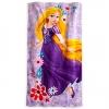 z Rapunzel Beach Towel From Disney Store USA - ผ้าขนหนู ราพันเซล ของแท้ 100%