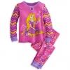 zDisney Rapunzel PJ Pal for Girls ของแท้ นำเข้าจากอเมริกา (Size:5)