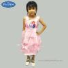 (4-6-8-10 ปี) ชุดเดรสราตรีสีชมพู แขนกุด ลายเจ้าหญิงโฟรเซ่น ดิสนีย์แท้ ลิขสิทธิ์แท้ (สำหรับเด็ก4-6-8-10 ปี)