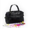 Pre-Order กระเป๋าหนังแกะสานสีดำ easeu กระเป๋าถือเล็ก กระเป๋าแฟชั่นผู้หญิงทำงาน