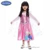 ( 4-6-8-10 ปี ) ชุดเดรสยาว เจ้าหญิงโฟรเซ่น เดรสยาว สีชมพู แขนยาว ดิสนีย์แท้ ลิขสิทธิ์แท้ (สำหรับเด็ก4-6-8-10 ปี)