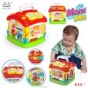 Huile Toys บ้านเรียนรู้ ภาษา Intellectual and Enlightening House สำหรับน้อง 12 เดือน