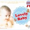 CD Set เพลงคลาสสิค ซีดีเพลงเด็ก Lovely Baby เพื่อพัฒนาการสำหรับเด็ก แรกเกิดถึง 4 ปี