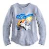 zOlaf Long Sleeve Thermal Disney Tee for Girls - Frozen ของแท้ นำเข้าจากอเมริกา (Size: 5/6)